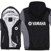 高品質 ヤマハ YAMAHAパーカー あったかい フリースパーカー ジップアップ  衣装 コスチューム 小道具 海外限定 非売品 映画グッズ 映画関連  7