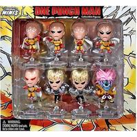ワンパンマン One Punch Man Zag トイズ Zag Toys フィギュア おもちゃ Original Minis Mini Figure 8-Pack