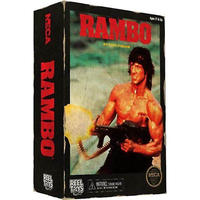 ランボー Rambo ネカ NECA フィギュア おもちゃ First Blood Part II Classic Video Game Action Figure