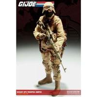ジー アイ ジョー GI Joe サイドショウ Sideshow Collectibles フィギュア おもちゃ Cobra Enemy Desert Ops Trooper: Sniper