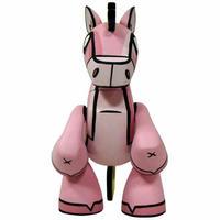 ジョー レッドベター Chinese Zodiac Mini Figure By Joe Ledbetter - Horse
