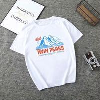 Twin Peaks  ツインピークス  レディース 女性 tシャツ グッズ ドラマ  衣装 コスチューム 小道具 海外限定 非売品 映画グッズ 映画関連  2