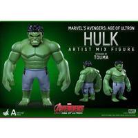 マーベル ホットトイズ HOT TOYS Avengers: Age of Ultron Artist Mix Collectible Figure Series 02 Hulk