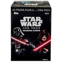 スターウォーズ Star Wars トップス Topps トレーディングカード箱売り おもちゃ Card Trader Trading Card Blaster Box