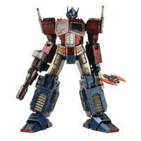 トランスフォーマー Transformers スリーエー ThreeA フィギュア おもちゃ Optimus Prime Collectible Figure [Classic Edition]
