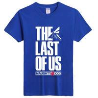 ラスト オブ アス  The Last of Us ゲーム ロゴデザインTシャツ  2