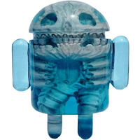 アンドロイド おもちゃグッズ Toys and Collectibles Android Foundry x Scott Wilkowski Infected Android Figure