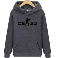 CS:GO シーエスゴー  ロゴパーカー  ゲームグッズ  csgoグッズ  Counter-Strike: Global Offensive カウンターストライクグローバルオフェンシブ  5