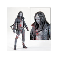 ウォーキング デッド マクファーレン MCFARLANE The Walking Dead Comic Michonne (Bloody Black & White) Exclusive