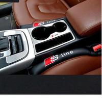 アウディ ドリンクホルダー カバー 304ステンレススチール Sline カップホルダー A4 B8 09-16 A5 インテリア 装飾 h00303