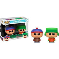 サウスパーク South Park ファンコ Funko フィギュア おもちゃ Stan & Kyle Exclusive Vinyl Figure 2-Pack