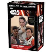 スターウォーズ Star Wars トップス Topps トレーディングカード箱売り おもちゃ The Force Awakens Trading Card Blaster Box
