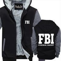 連邦エージェント局調査 犯罪捜査班 警察 FBI フリースパーカー 暖かい スウェット 衣装 コスチューム 小道具 海外限定 映画グッズ 映画関連