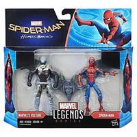 スパイダーマン Spider-Man: Homecoming ハズブロ Hasbro Toys フィギュア おもちゃ Marvel Legends Vulture & Spider-Man