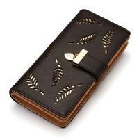 レディース長財布 海外ハイブランド vodiu ラウンドファスナー レザー 革財布 タッセル コイン カード