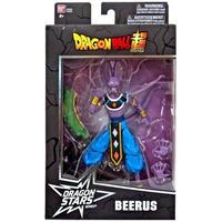 ドラゴンボール バンダイアメリカ フィギュア おもちゃ Dragon Ball Super Dragon Stars Series 1 Beerus [Shenron Build-a-Figure]