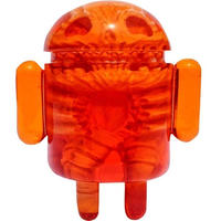 アンドロイド おもちゃグッズ Toys and Collectibles Android Foundry x Scott Wilkowski Infected Android Figure