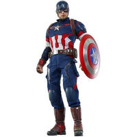 キャプテン アメリカ Captain America ホットトイズ Hot Toys フィギュア  Marvel Avengers Age of Ultron 1/6