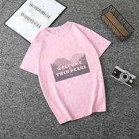 Twin Peaks  ツインピークス  レディース 女性 tシャツ グッズ ドラマ  衣装 コスチューム 小道具 海外限定 非売品 映画グッズ 映画関連  12