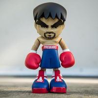 マニー パッキャオ MINDstyle Collectormates Manny Pacquiao 7 inches Vinyl Figure - Fight of The Century
