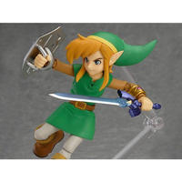 ゼルダの伝説 ゼルダ マックスファクトリー MAX FACTORY The Legend of Zelda figma No.284 Link (Link Between Worlds)