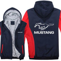 高品質  フォード マスタング 50years  あったかい フリースパーカー ジップアップ  衣装 コスチューム 小道具 海外限定 非売品 映画グッズ 映画関連 Ford Mustang