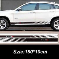 ニスモ ステッカー 日産 2個入 サイド ボディ 外装 NISMO X-TRAI デカール h00394
