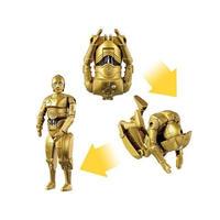 スターウォーズ バンダイ BANDAI JAPAN Star Wars Egg Force - C-3PO