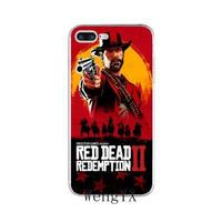 レッド・デッド・リデンプション2  シリコン Iphone ケース アイフォンケース  Red Dead Redemption 2   RDR2   5