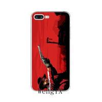 レッド・デッド・リデンプション2  シリコン Iphone ケース アイフォンケース  Red Dead Redemption 2   RDR2   6