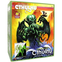 クトゥルフ Cthulhu ワーポ Warpo フィギュア おもちゃ Call of Legends of Exclusive Action Figure [Glow-In-The-Dark]