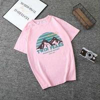 Twin Peaks  ツインピークス  レディース 女性 tシャツ グッズ ドラマ  衣装 コスチューム 小道具 海外限定 非売品 映画グッズ 映画関連  20