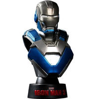 アイアンマン ホットトイズ Hot Toys Hot Toys Iron Man 3 Iron Man Mark 30 1/6 Scale Bust Figure
