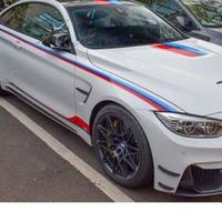BMW ステッカー セット E90 E60 F30 F10 E46 M3 M4 M5 パワーパフォーマンス h00194