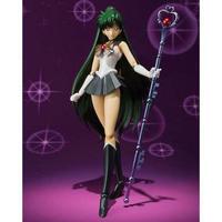 バンダイ Bandai Japan フィギュア おもちゃ Sailor Moon S.H. Figuarts Sailor Pluto Action Figure