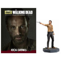 ウォーキング デッド イーグルモスパブリケーションズ EAGLEMOSS PUBLICATIONS The Walking Dead Collector's Models  Rick Grimes