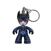 """ディーシー メズコ MEZCO TOYZ DC Comics Mez-Itz Catwoman 2"""" Keyring SDCC 2012 Exclusive"""