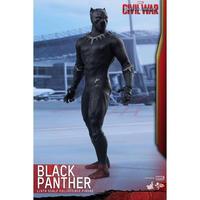 ブラックパンサー Black Panther ホットトイズ Hot Toys フィギュア Marvel Civil War Movie Masterpiece Collectible Figure