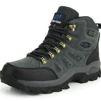 weweya  登山靴 トレッキングシューズ  ユニセックス ハイカット ウェアラブル  キャラバンやスカルパ、モンベル、マムート、ザンバラン好きに  2