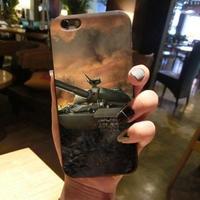 World of Tanks ワールドオブタンクス WoT TPU シリコン Iphone ケース アイフォンケース  WoTグッズ  8