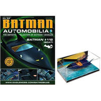ディーシー イーグルモスパブリケーションズ EAGLEMOSS PUBLICATIONS Batman Automobilia Collection - No.56 Batboat