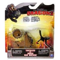 ヒックとドラゴン How to Train Your Dragon 2 スピンマスター Spin Master フィギュア おもちゃ Toothless vs Drago War Machine