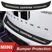 ミニ ステッカー MINI 3D カーボン バンパー カントリーマン R60 h00411