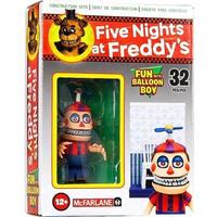 ファイヴナイツアットフレディーズ Five Nights at Freddy's マクファーレントイズ フィギュア おもちゃ Fun with Balloon Boy Micro Figure