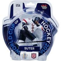 NHL インポートドラゴン Imports Dragon フィギュア おもちゃ USA World Cup of Hockey 2016 Ryan Suter Action Figure