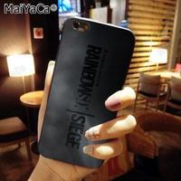 レインボーシックス シージTPU シリコン Iphone ケース アイフォンケース  Tom Clancy's Rainbow Six Siege R6S シージグッズ 2