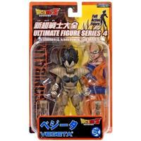 ドラゴンボール Dragon Ball Z ジャックスパシフィック Jakks Pacific フィギュア おもちゃ Ultimate Figure Series 4 Vegeta
