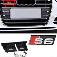 アウディ バッジ 内装 スタイリング A3 A4 A5 A6 A8 S3 S4 S5 S6 S8 Audi h00345