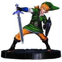 ゼルダの伝説 Legend of Zelda ダークホース Dark Horse フィギュア おもちゃ Skyward Sword Link 10-Inch Statue