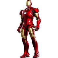 アイアンマン Iron Man ホットトイズ Hot Toys フィギュア おもちゃ Movie Masterpiece 1/6 Collectible Figure [Mark III]